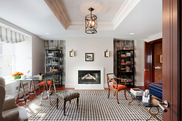 Library Design by Eric Cohler