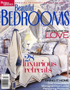 Better Homes And Gardens Beautiful Bedrooms July 2004