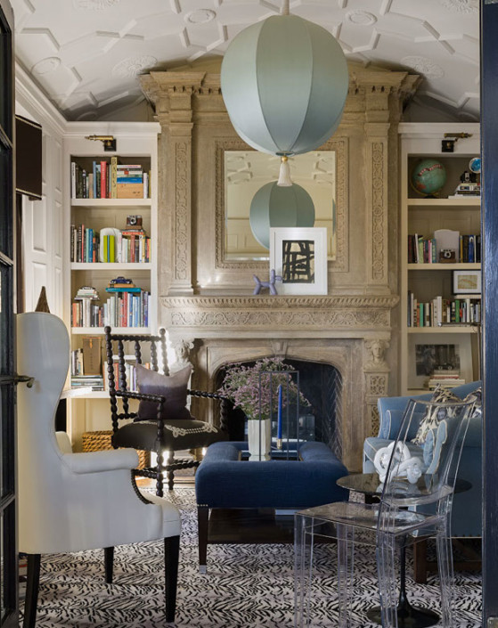 Living areas by eric cohler design interior design in new - New york interior design firms ...