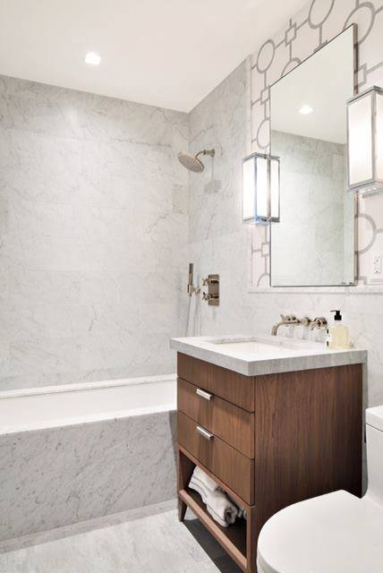 Interior Bathroom Design Style Eric Cohler