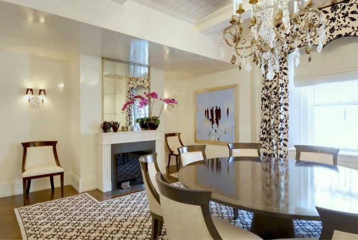 Palm Beach Florida Dining Room Ideas