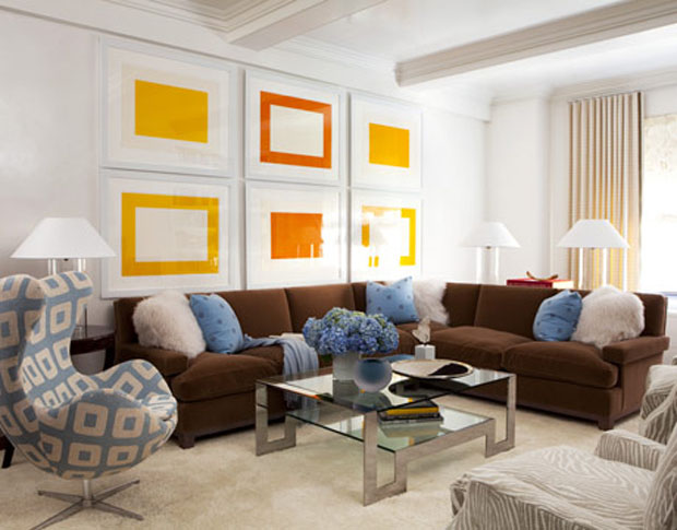 Living Areas by Eric Cohler Design, Interior Design in New