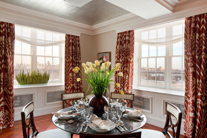 Eric Cohler Dining Room Design