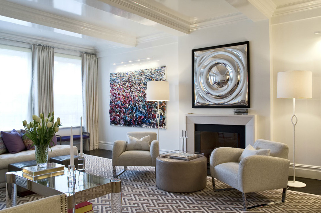 LIVING. Eric Cohler Design Living Room Part 95