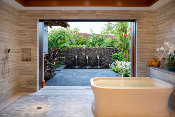 Hainoa Place Bathroom Design