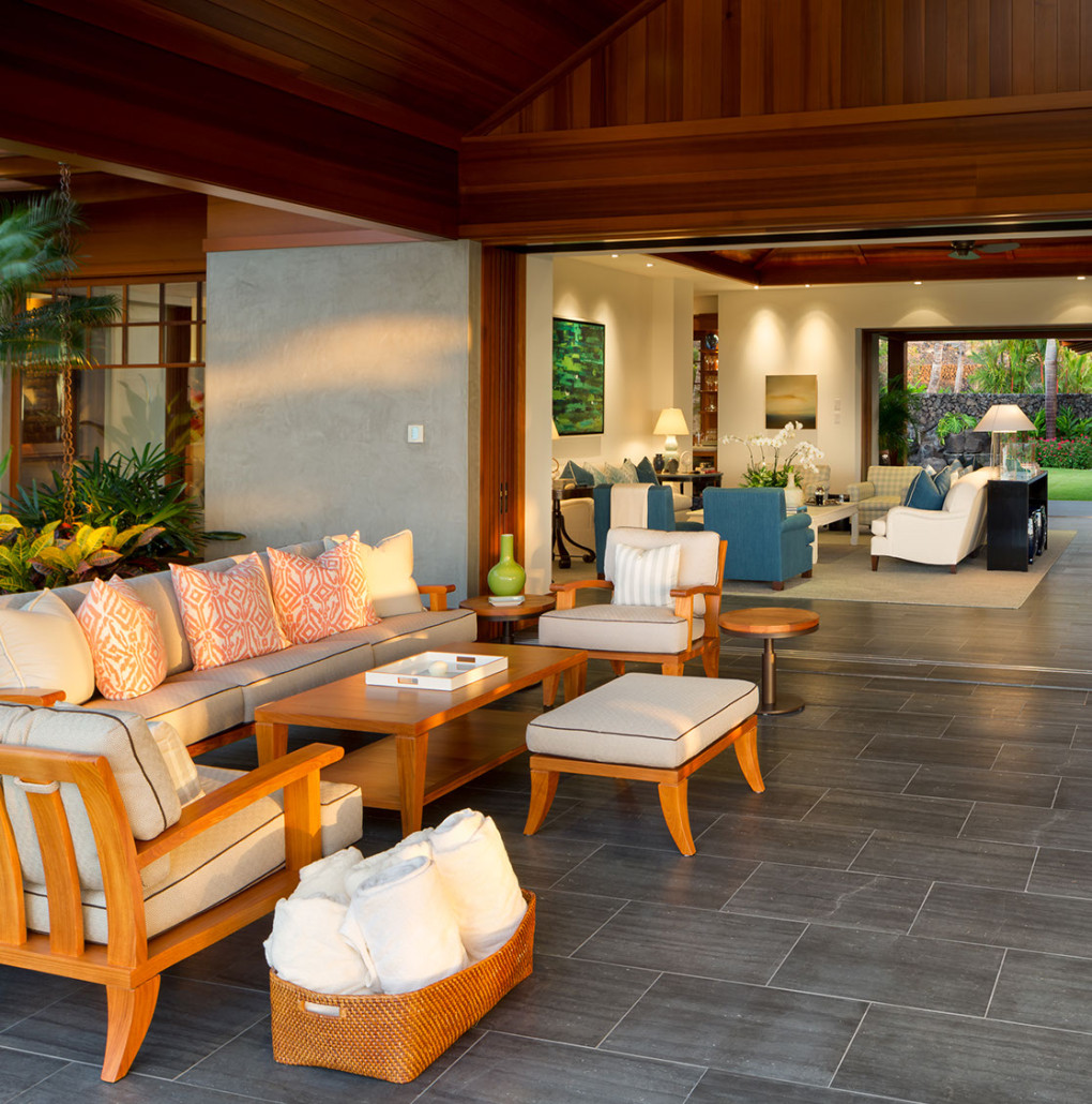 Commercial Outdoor Designs by Eric Cohler