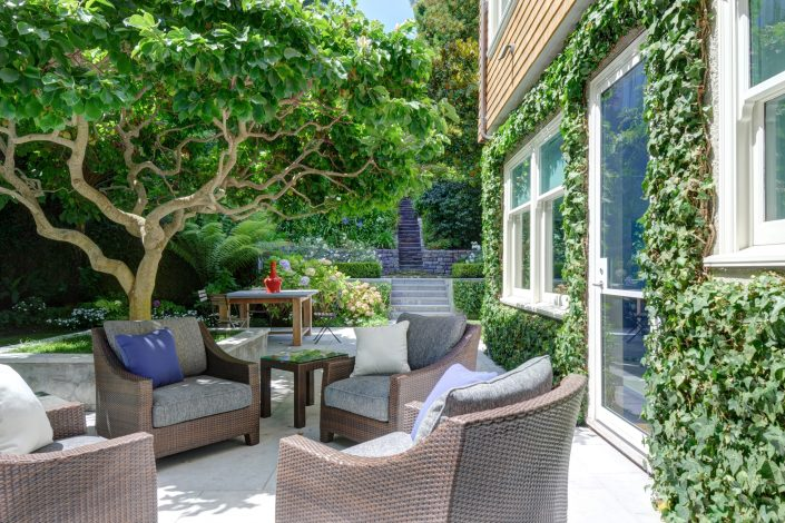 Outdoor Living Eric Cohler Design New York City