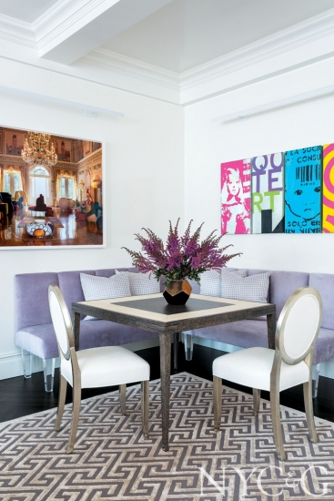 New York Dining Room Table