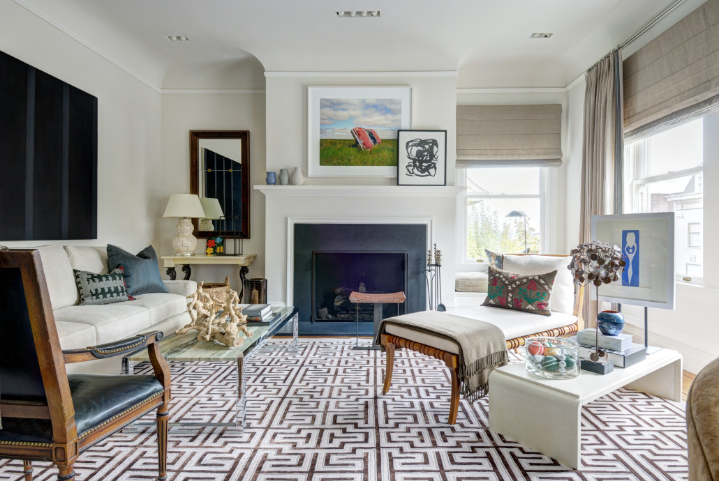 Living Areas By Eric Cohler Design Interior Design In New York City