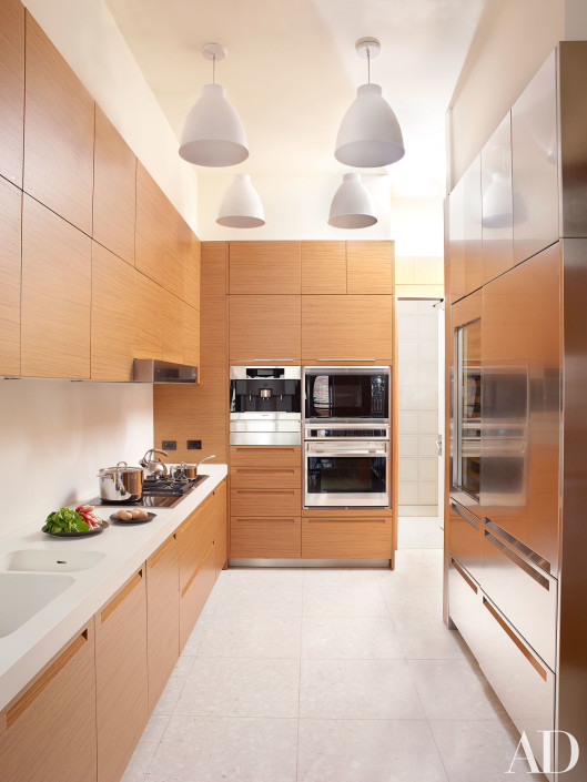 Eric Cohler Gramercy Park New York Kitchen