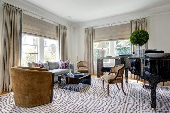 Eric Cohler Design Living Room