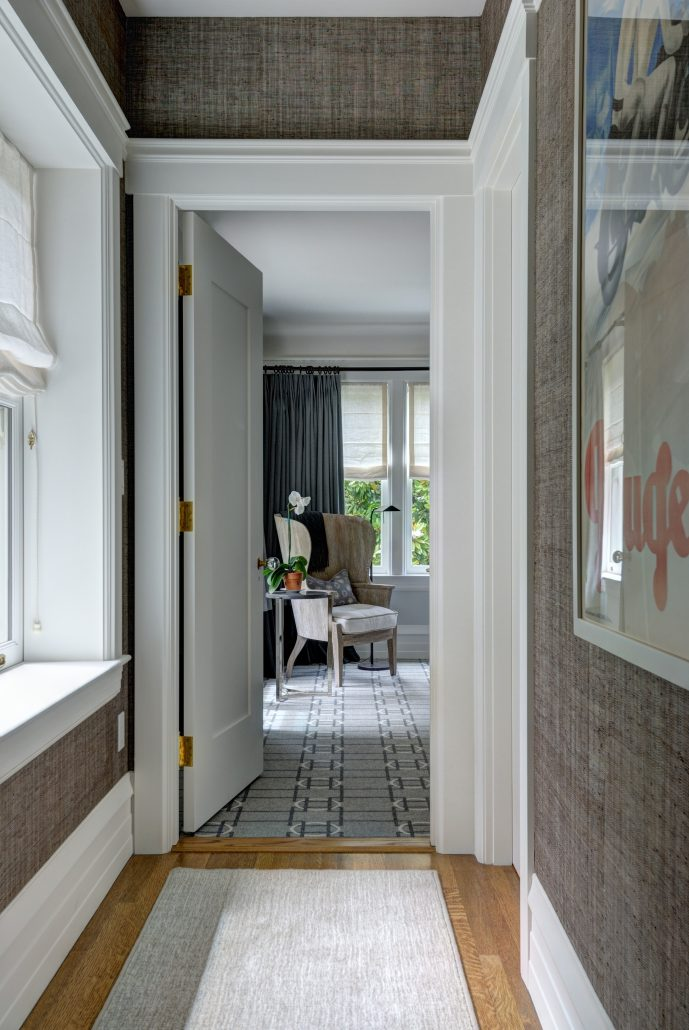 Guest Bedroom Entryway By Eric Cohler Design New York