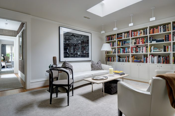 Library by Eric Cohler Design in New York