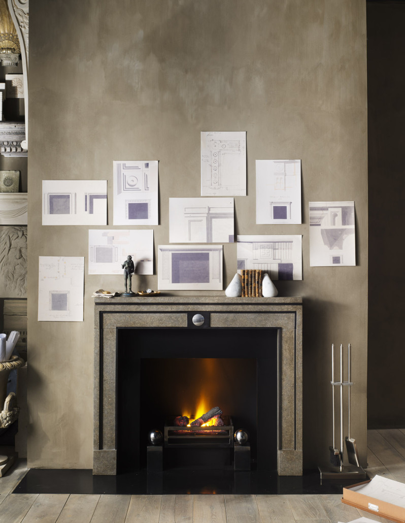Chesney 39 s fireplaces eric cohler design for Interior design agency glasgow