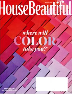 House Beautiful - March 2016