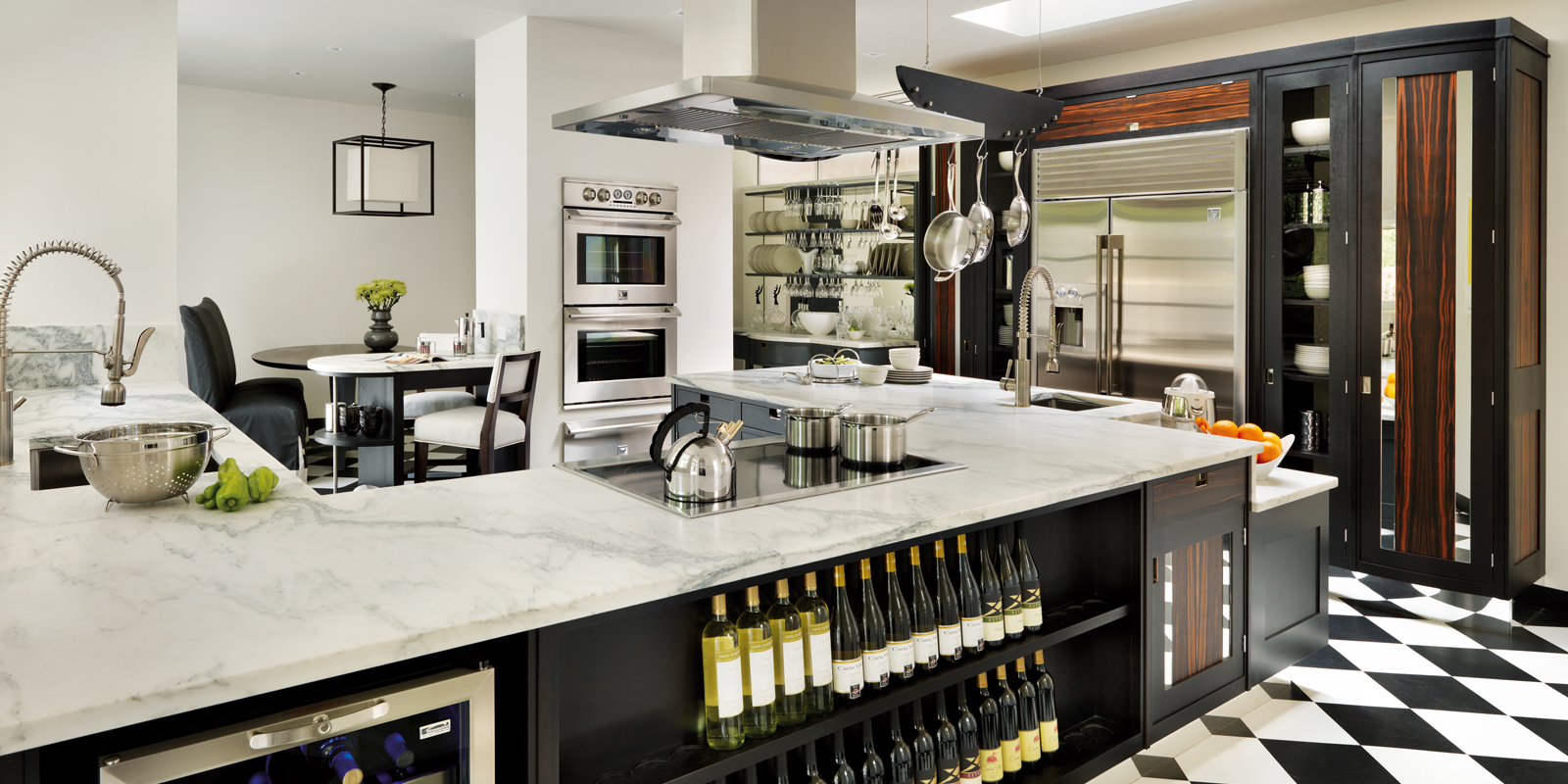 Eric Cohler Design GOODYEAR Kitchen