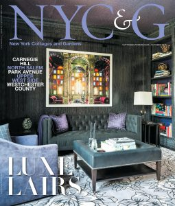 New York Cottages and Gardens - October 2015