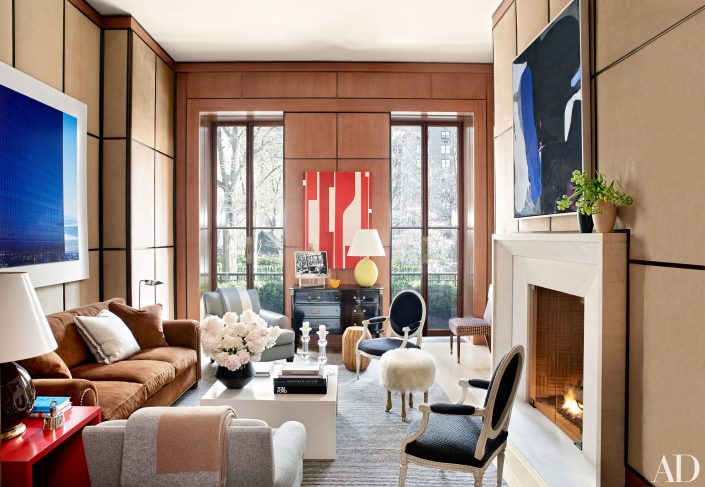 Livingrooms by Eric Cohler Design