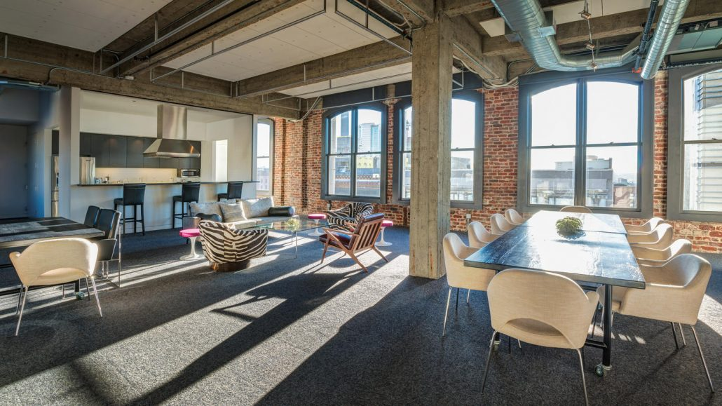 San Francisco Office Space by Eric Cohler